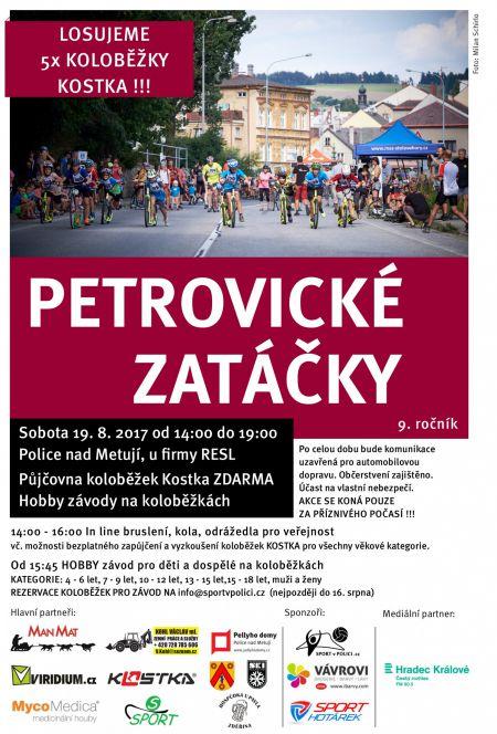 Petrovické zatáčky 2017